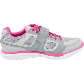 Giro Whynd Shoes Women silver/rhodamine red